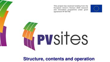Report: Structure contents and operation mechanisms of BIPV products portfolio (Second Version)
